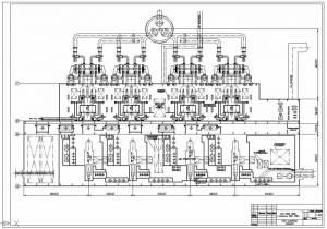 План главного корпуса