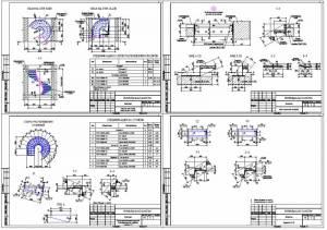 Скачать готовые проекты чертежи домов в Автокаде